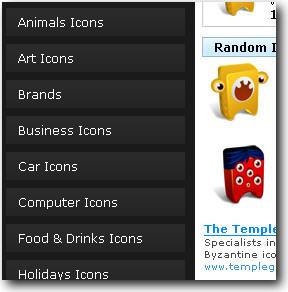 Iconspedia-下载和分享Web2.0图标