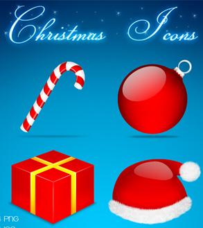 圣诞图标下载 (可能吧 www.kenengba.com)